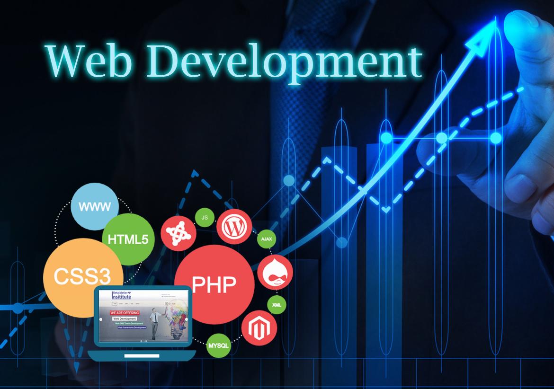Web Designing And Development!