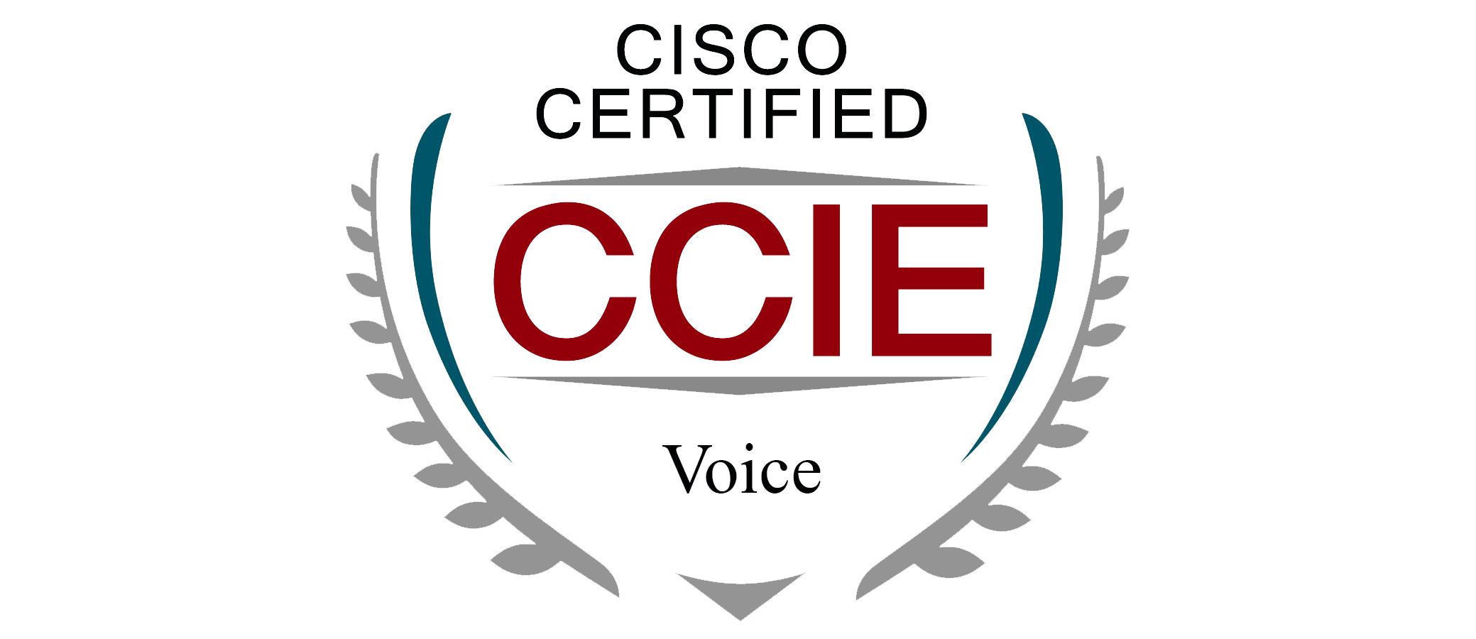 CCIE COLLABORATION / VOICE